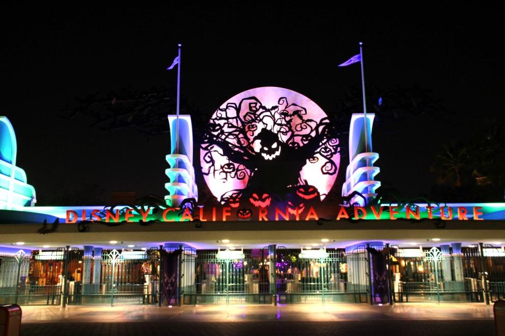 Halloween 2019 en Disney California Adventure