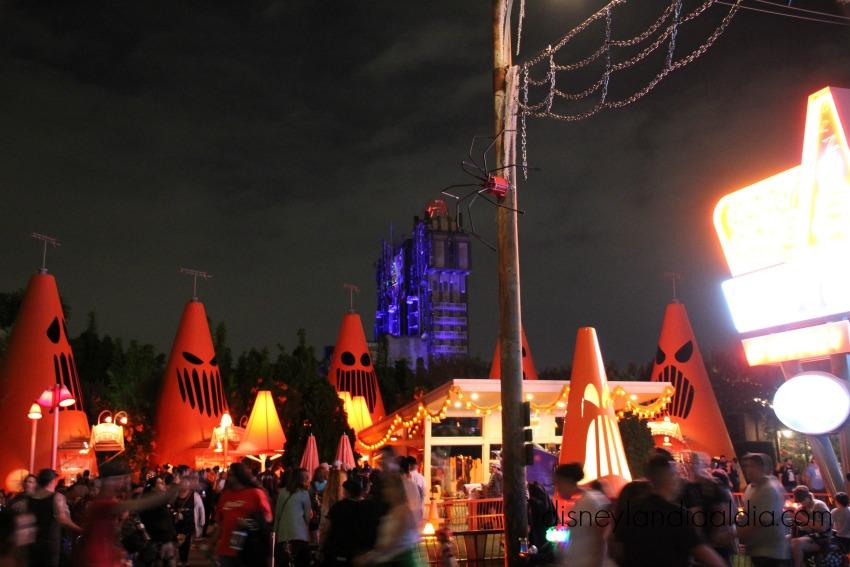 Halloween 2017 en Disney California Adventure
