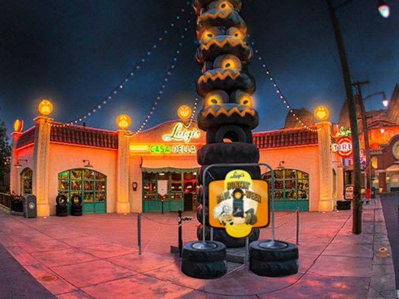 Nuevas Experiencias de Halloween en Disney California Adventure