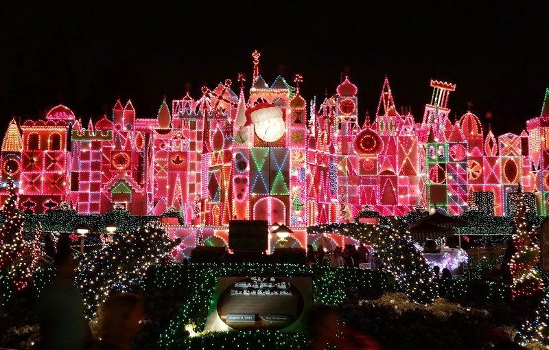 La Navidad Regresa a Disneylandia del 10 de Noviembre al 7 de Enero del 2018