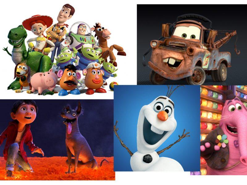 25 frases de amistad de Disney