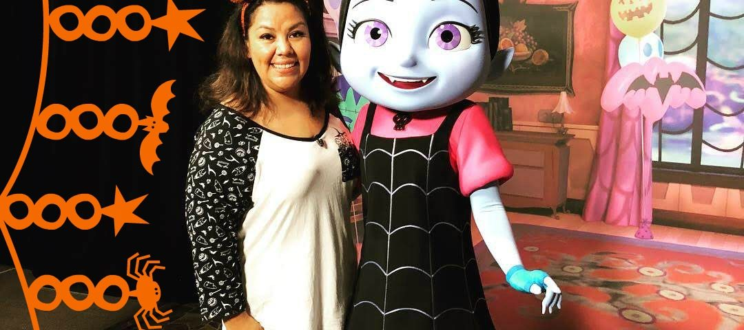 Conoce a Vampirina en Disney California Adventure