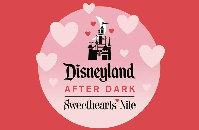 Noche de Enamorados en Disneylandia