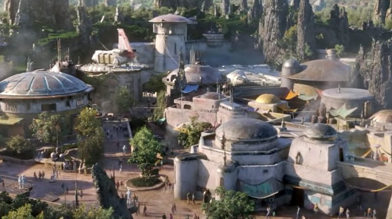 Nuevo video de Star Wars: Galaxy's Edge