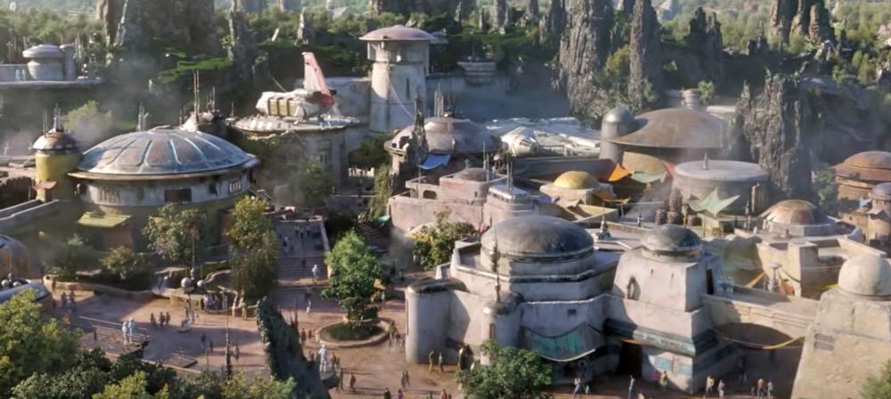 Nuevo video de Star Wars: Galaxy's Edge