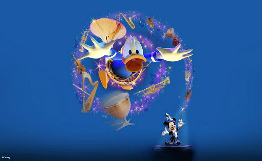 Mickey's PhilharMagic Cobrará Vida en Abril en Disney California Adventure