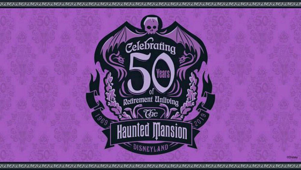 Celebrando 50 años de Haunted Mansion