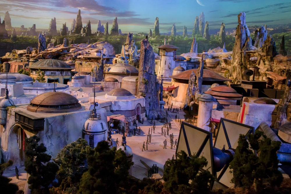 "Tips para ""saber antes de ir"" a Star Wars: Galaxy's Edge"