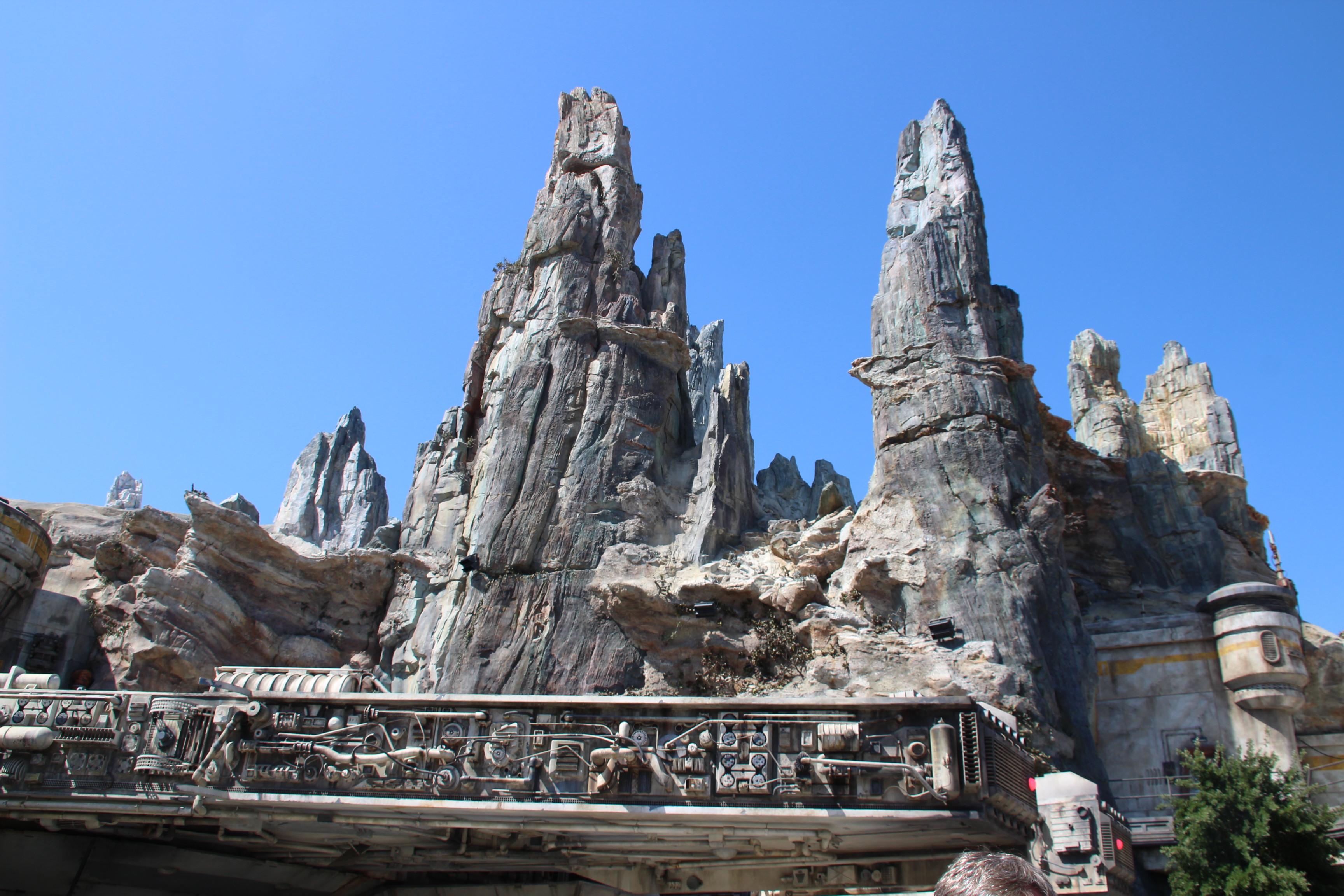 La Atracción Millennium Falcon: Smugglers Run en Disneylandia