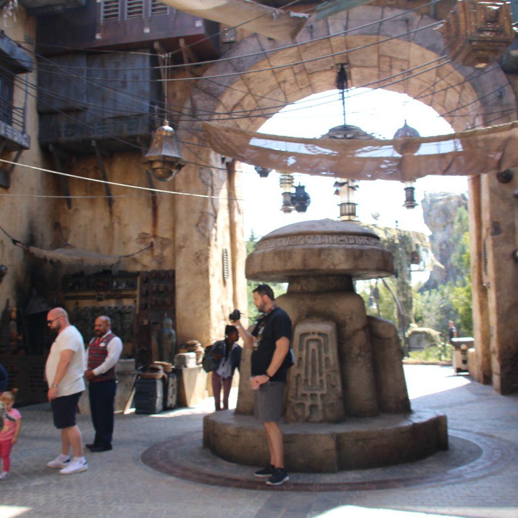 Star Wars: Galaxy's Edge Abre sus puertas en Disneylandia