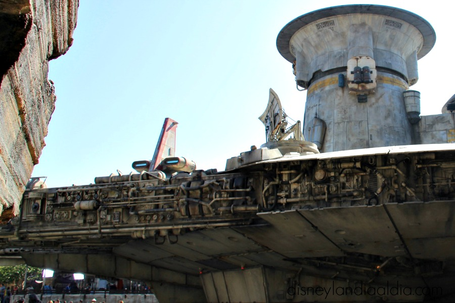 Naves icónicas en Star Wars: Galaxy's Edge