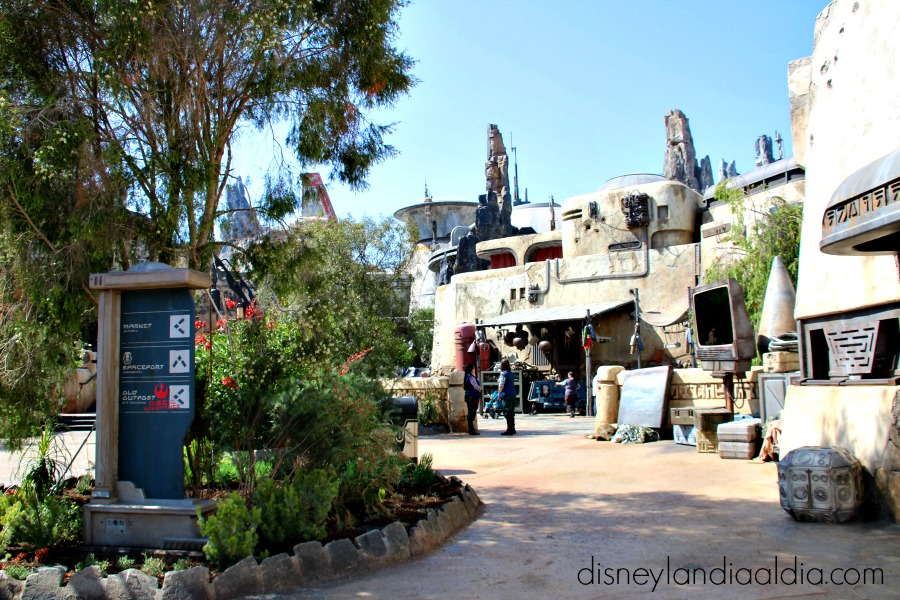 Datos Curiosos sobre Star Wars: Galaxy's Edge