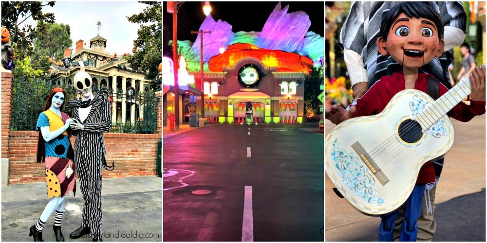 Halloween 2019 en Disneylandia