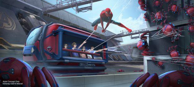 Más detalles sobre Avengers Campus en Disney California Adventure