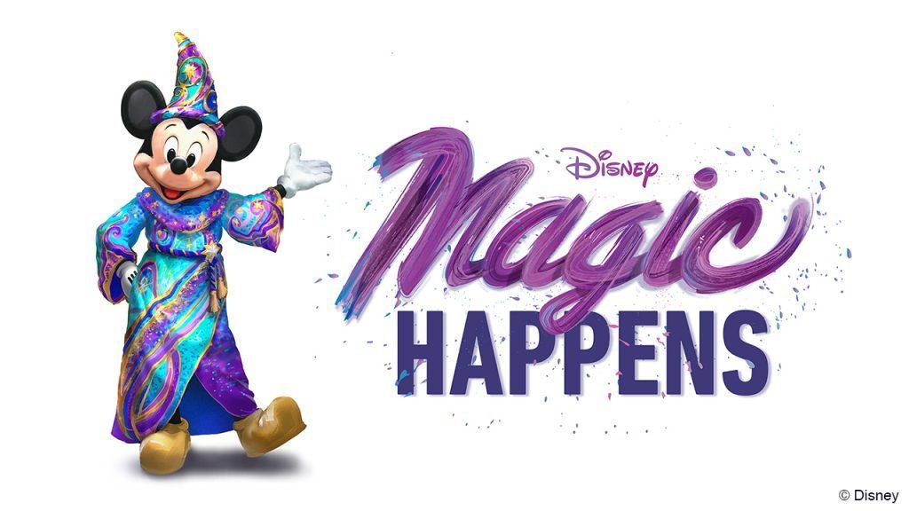 """Magic Happens"" Debutando en la primavera de 2020"