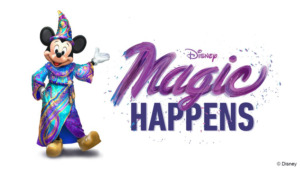 """Magic Happens"" Debutando en la primavera de 2020"