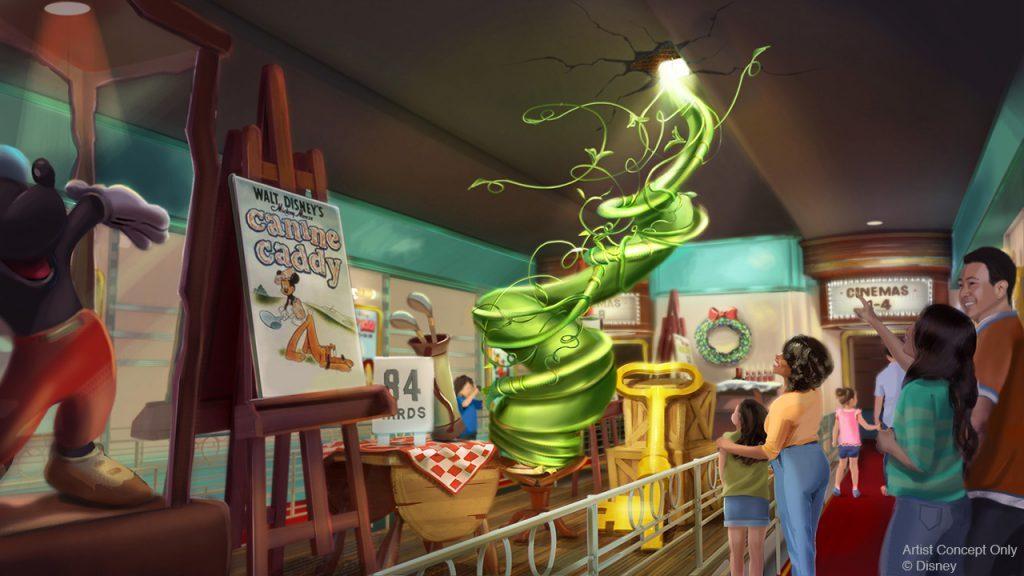 Más detalles sobre la nueva atracción que viene a Disneylandia