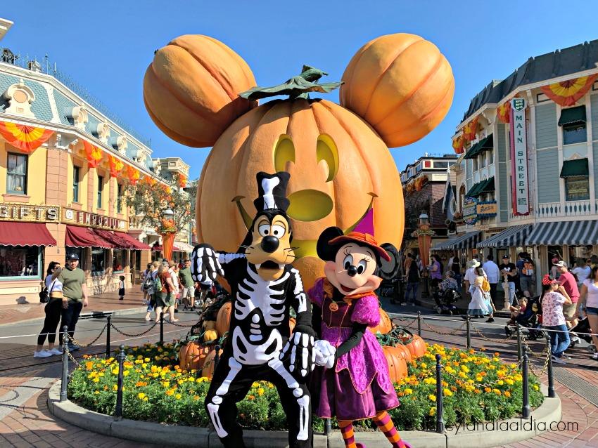 Cómo disfrutar Halloween 2019 en Disneylandia