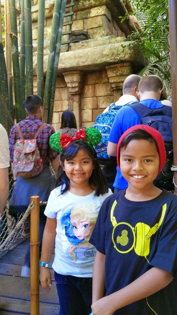 La Estrategia de Disneylandia para Niños Pequeños
