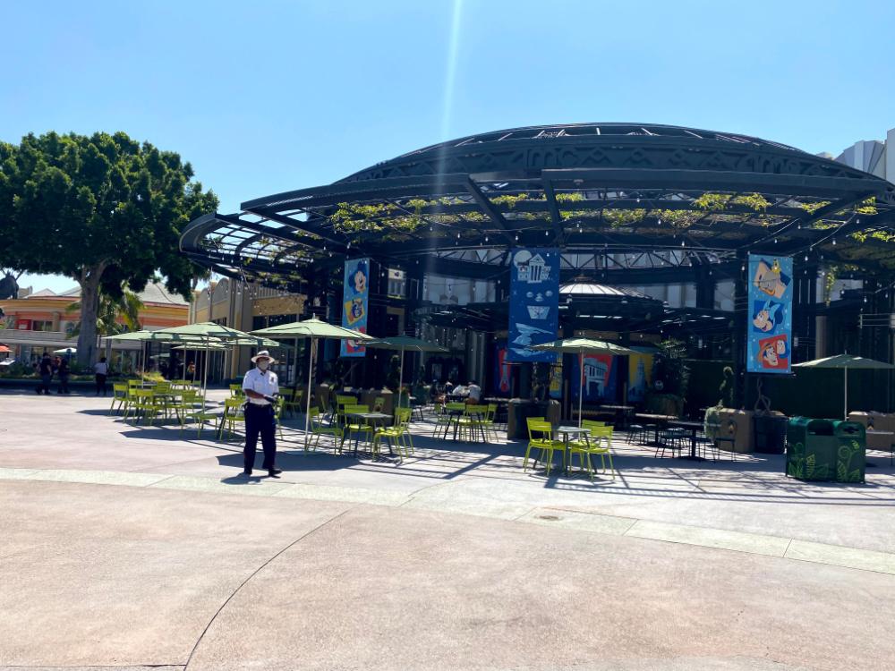 Downtown Disney comienza su Reapertura