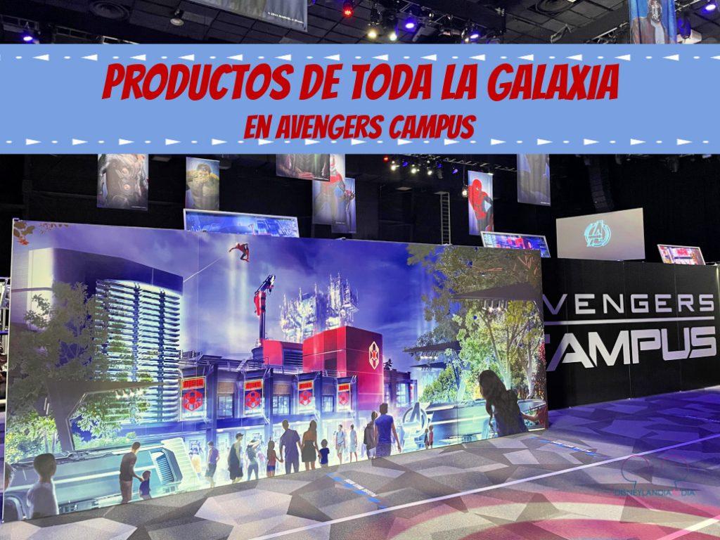 Artículos Innovadores de Avengers Campus