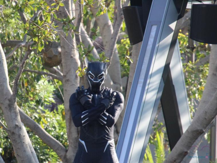 Avengers Campus en Disney California Adventure
