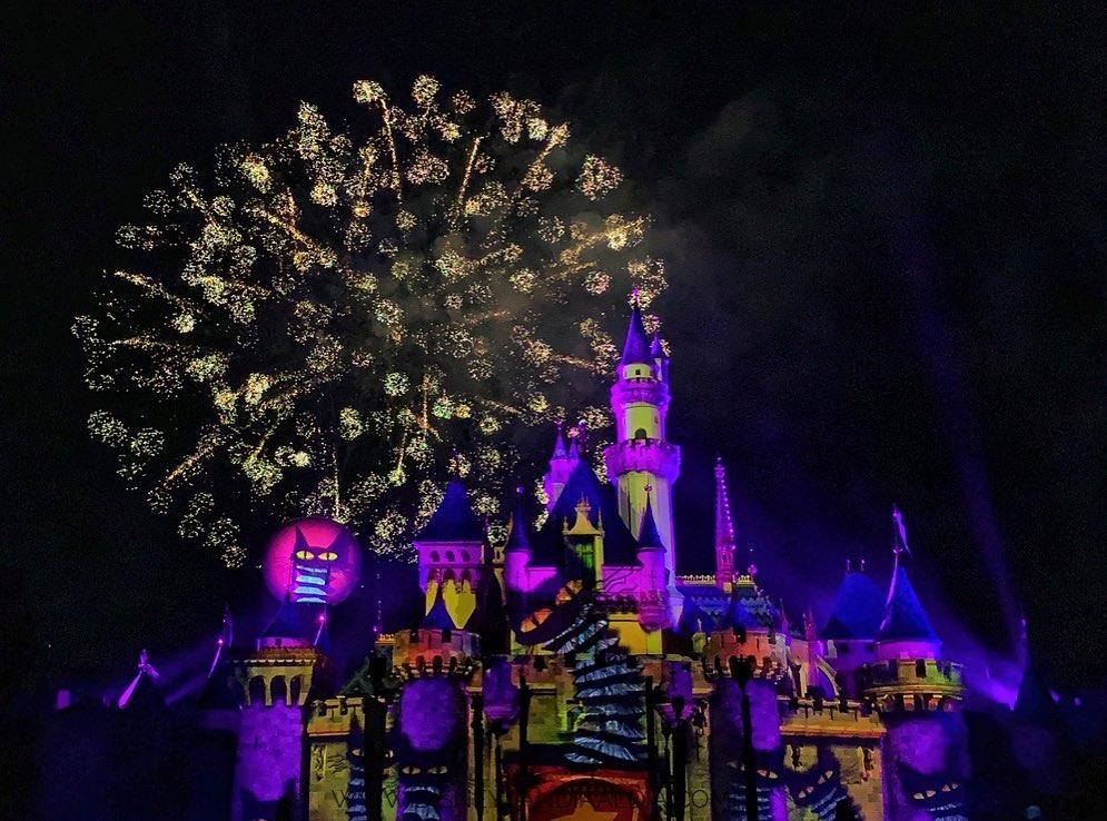 Halloween Screams en Disneylandia